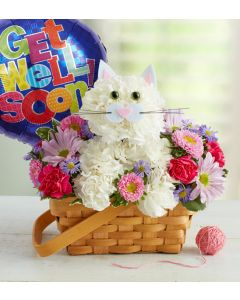 Fabulous Feline Get Well