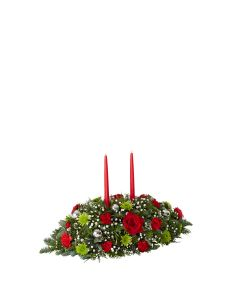 Season's Greetings Centerpiece
