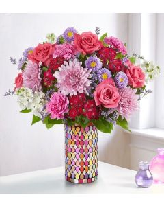 Dazzle Her Day Bouquet