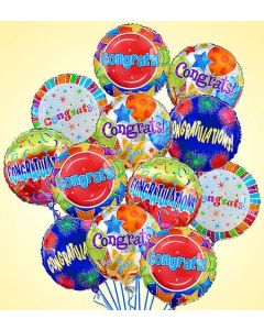 Air-Rangement - Congratulations Mylar Balloon
