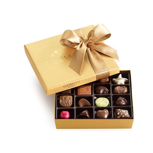 Godiva Ballotin Chocolate 19pc