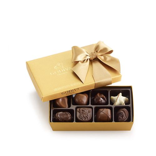 Godiva Ballotin Chocolate 8pc