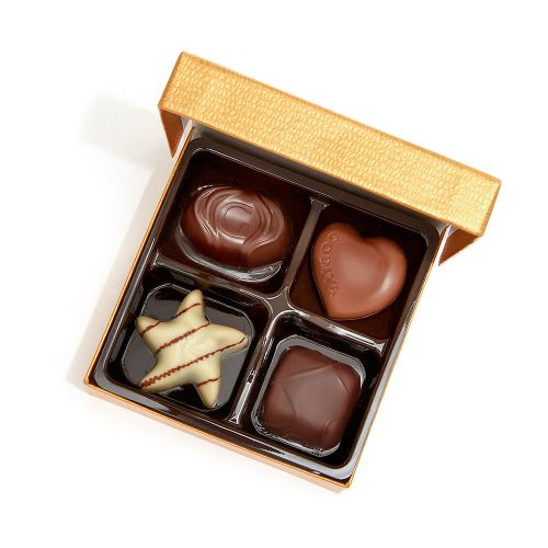 Godiva Ballotin Chocolate 4pc