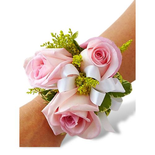 Romantic Pink Corsage