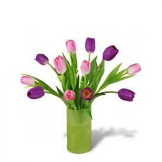 Royal Spring Tulip Bouquet